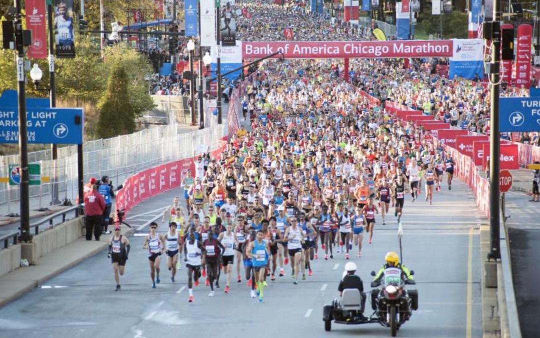 Kun je een marathon lopen zonder hardlooptalent?